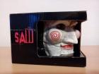 SAW JIGSAW 3D TASSE KERAMIK IN GESCHENKBOX - SELTEN NEU/OVP