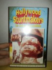 VHS Hollywood Stuntmakers Doku SELTEN in Deutsch No Glasbox
