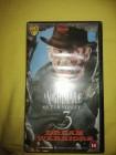 VHS Nightmare On Elm Street 3 Freddy Krueger Englisch+Uncut
