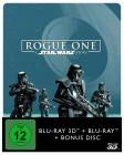 Rogue One: A Star Wars Story 3D Blu-Ray geprägt - NEU