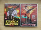 Kickbox Machine + Dragon Fire (Uncut) NEU+OVP