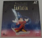 Walt Disney Fantasia- Pal- ( Laser disc)