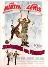 Schrecken der Division - Jerry Lewis + Dean Martin  -  DVD
