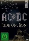 3x AC/DC - Ride on, Bon -  DVD