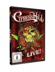 10x Cypress Hill - Live!  DVD