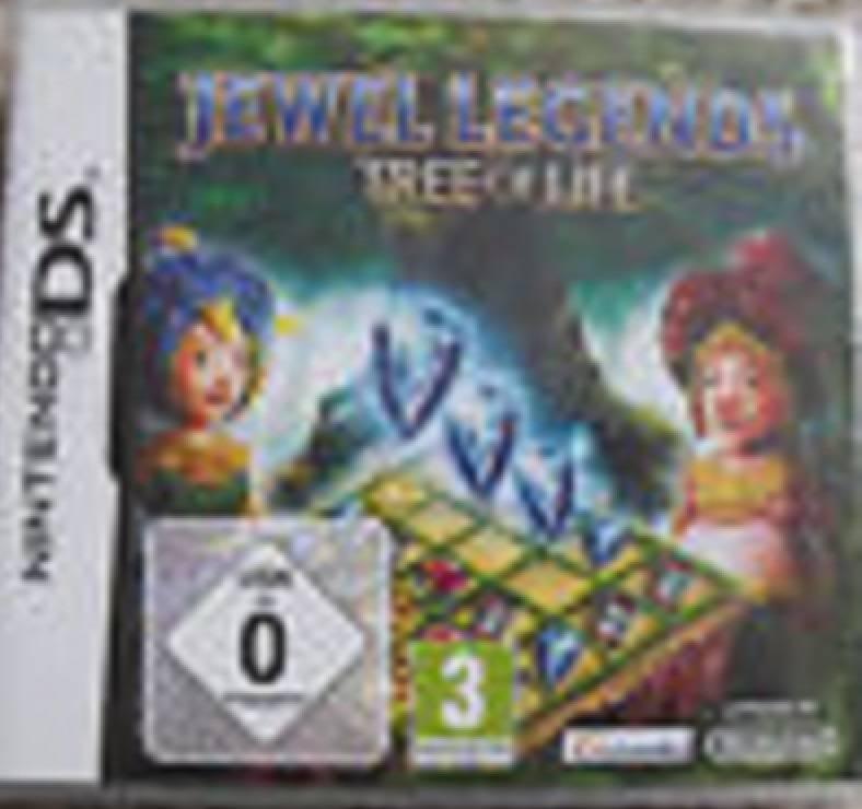 JEWEL LEGENDS - Tree of Life - Nintendo DS