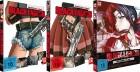 Black Lagoon: Komplette Serie Staffel 1+2 + OVA 5 Blu-Rays