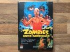 ZOMBIES UNTER KANNIBALEN XT VIDEO MEDIABOOK BLU RAY NEU/ OVP