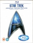 STAR TREK ORIGINAL MOTION PICTURE COLLECTION BOX 7x  Blu-ray