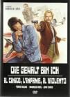 Die Gewalt Bin Ich - Filmart - 1. Auflage - Schuber