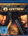 6 GUNS Blu-ray - Top Western Action Unrated Edition