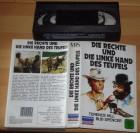 Die Rechte und die Linke Hand des Teufels VHS Bud Spencer Te