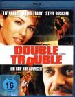 DOUBLE TROUBLE Ein Cop auf Abwegen - Blu-ray Liz Hurley