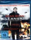 CLEANSKIN Bis zum Anschlag BLU-RAY Sean Bean Action Thriller