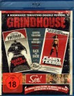Grindhouse DEATH PROOF + PLANET TERROR Blu-ray Tarantino