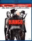 DJANGO UNCHAINED Blu-ray - Tarantino Jamie Foxx Christ.Waltz