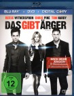 DAS GIBT ÄRGER Blu-ray - Reese Witherspoon Tom Hardy Ch.Pine