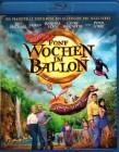 FÜNF WOCHEN IM BALLON Blu-ray Abenteuer Klassiker J. Verne