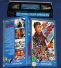 Der Boss VHS Marketinf Erstauflage Belmondo