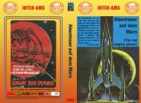 Abenteuer auf dem Mars - gr DVD Hartbox A Lim 25 Neu