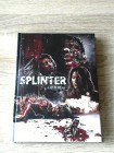 SPLINTER - LIM.MEDIABOOK ARTWORK COVER (333) - UNCUT