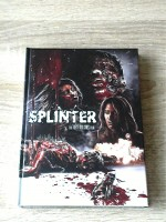 SPLINTER - LIM.MEDIABOOK ARTWORK COVER(48/333)UNCUT