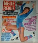 Neue Revue - Heft 7 / 1984 *RAR*