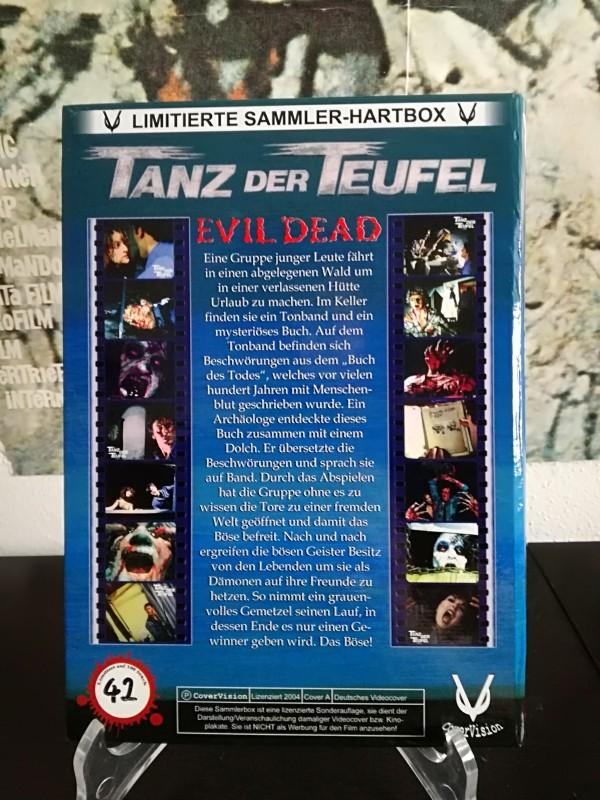 Covervision (1) - Tanz der Teufel - Evil Dead (42/100)