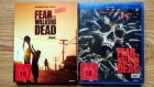 Blu-Rays Fear the Walking Dead - Staffel 1 & 2 - uncut - Neu