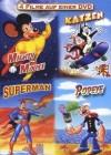 Mighty Mouse / Katzen / Superman Popeye (DVD) Neuware