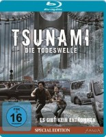 Tsunami - Die Todeswelle [Blu-ray] [Special Edition] OVP
