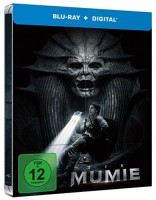 Die Mumie 2017 Tom Cruise - Blu Ray - Limited Steelbook NEU