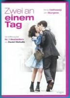Zwei an einem Tag DVD Jim Sturgess, Anne Hathaway NEUWERTIG