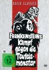 Frankensteins Kampf gegen die Teufelsmonster- DVD