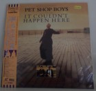 Pet Shop Boys-It Couldnt Happen Here (Laser Disc)
