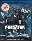 ALIENS VS. PREDATOR 2 Blu-ray - SciFi Action Spektakel