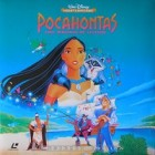 Pocahontas PAL Deutsch 79min Disney (Laser disc)