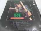 Robin Hood - Helden in Strumpfhosen PAL 100min (Laser disc)