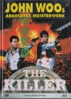 The Killer - Cover B - Mediabook - 2 Disc Limited 444 - OVP
