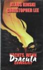 Nachts, wenn Dracula erwacht - Christ. Lee, Klaus Kinski
