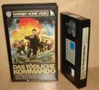 Das Tödliche Kommando VHS Warner Burt Lancaster