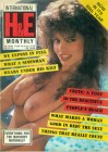 H & E MONTHLY Vol 89 Nr 1  FKK NATURIST NUDISTEN