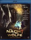DIE NACHT DER WÖLFE Blu-ray - Fantasy Horror Werwölfe