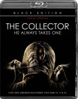 The Collector - Blu-Ray - Black Edition - UNCUT - OVP