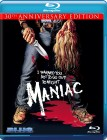 Maniac - Blu-Ray - 30th Anniversary Edition - dt. Ton - OVP