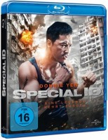 Special ID - (Donnie Yen) - Blu-Ray - NEU/OVP