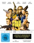 Free Fire -  Limited STEELBOOK Edtion - Blu-Ray NE