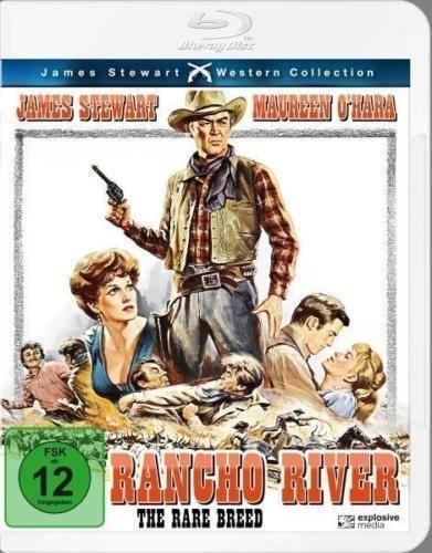 Rancho River James Stewart - Blu-Ray NEU