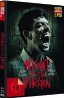 NIGHT OF THE VIRGIN - DVD/BD Mediabook Pierrot #10 OVP