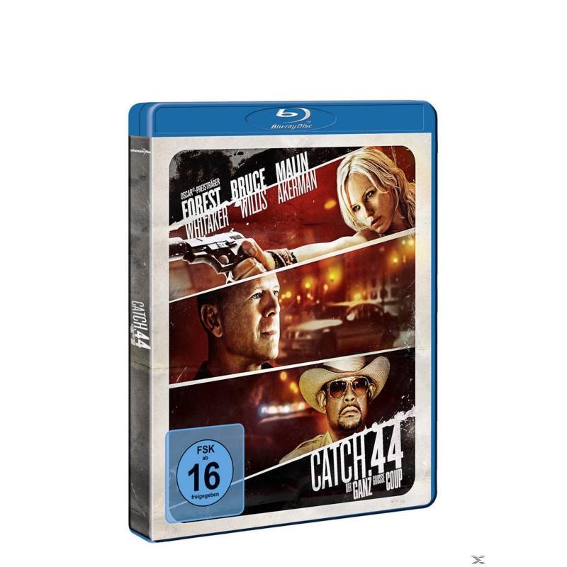 Catch.44 Der ganz große Coup Blu-ray Bruce Willis NEU